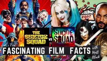 fascinating film facts - the suicide squad film facts