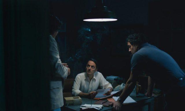 Fabrizio Rongione as Ivan De Wiel in Azor