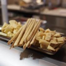 Cheese & Breadsticks