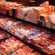 Cheese at the Italian Centre Calgary