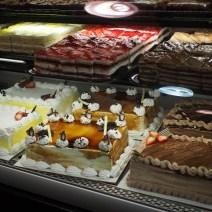 Cakes at The Italian Centre Calgary