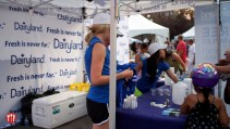 Dairyland Milk at Taste of Calgary