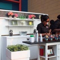 Pure Leaf Tea at Taste of Calgary