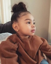of cutest mixed baby girl