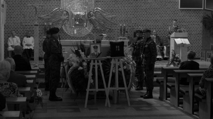 Pogrzeb st. chor. sztab. Sebastiana Marczewskiego