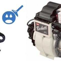 Beckett Oil 3 Way Switch Wiring Diagram Burner Wet Head Media Locating The Bleed Screw On Burners