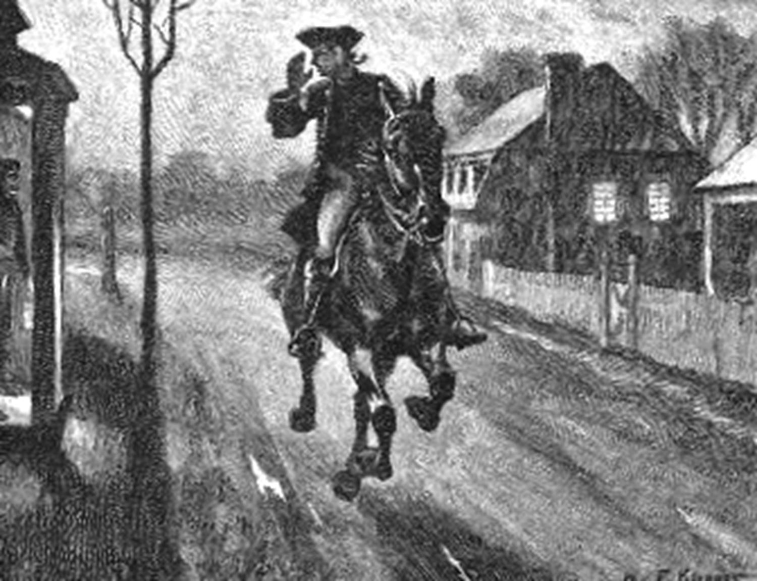 Paul Revere S Ride Narrated By Ron Ruiz
