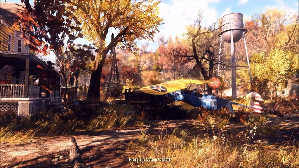 Fallout 76- B E T A  Impressions: A Lonely World With Lots