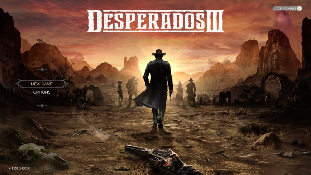 Quick Time Reviews Desperados Iii Xbox One Version We The Nerdy