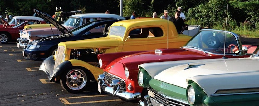 Wethersfield Over the Hill Gang Car Show