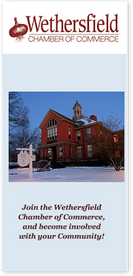 Wethersfield Chamber of Commerce Brochure