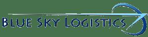 WTSS Customer Logistics Provider Blue sky logistics