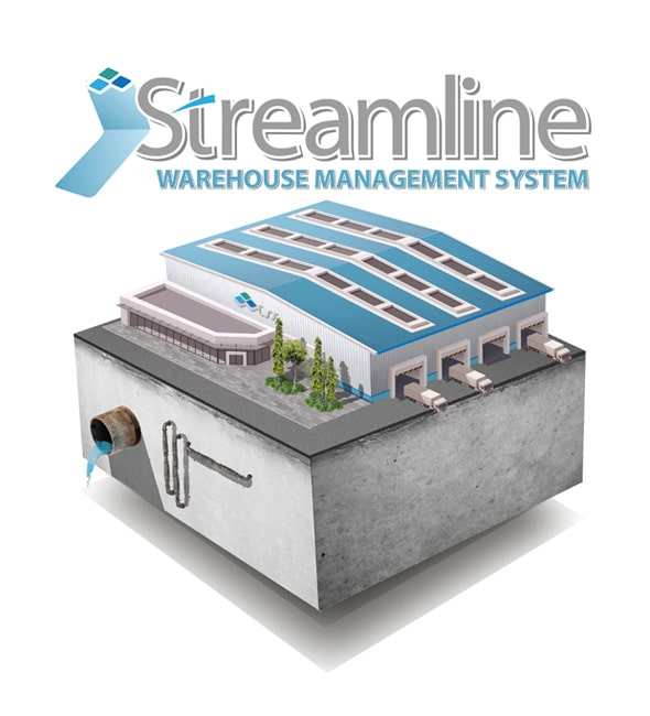Streamline Warehouse Management System WMS