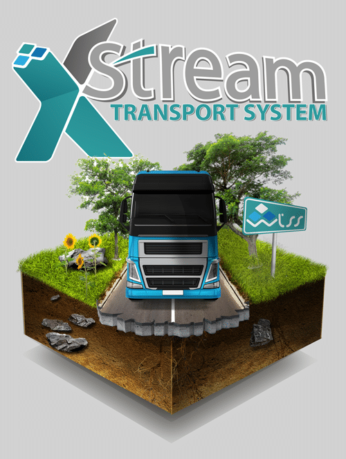 Xstream Transport Management System Icon