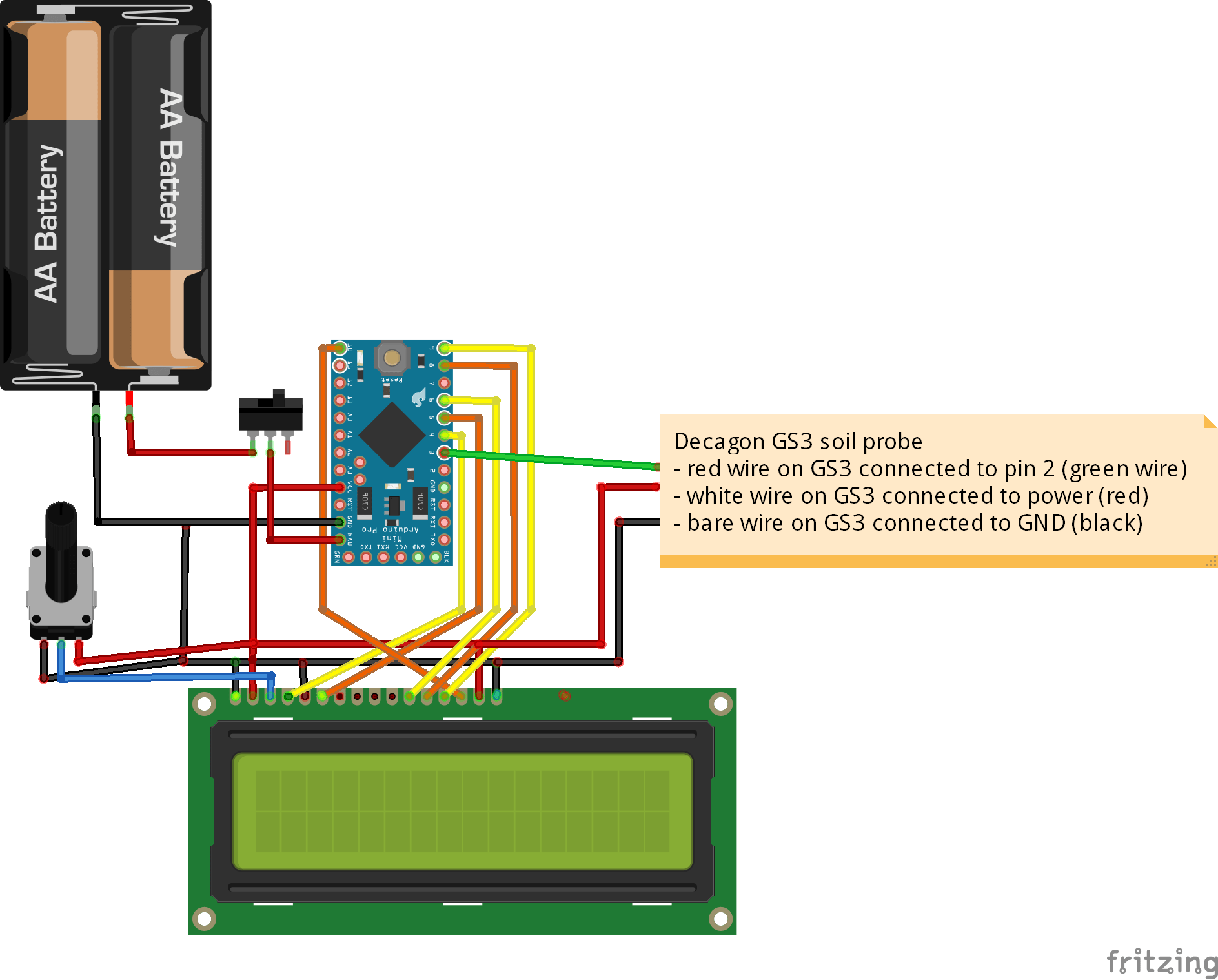 hight resolution of schematic showing hardware connections