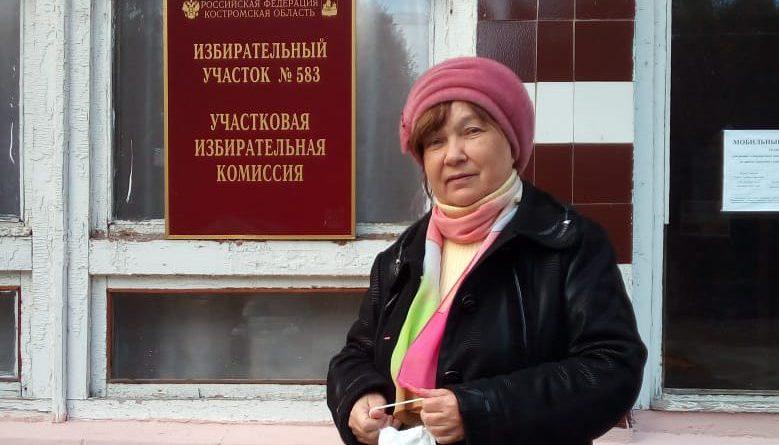 Раиса Васильевна Шалопанова