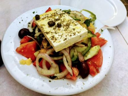 Greek Food: 10 of the BEST