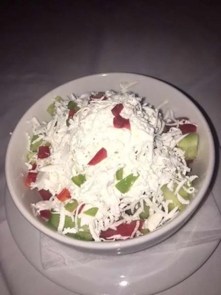 10 Best Food in Budva, Montenegro_Shopska Salad