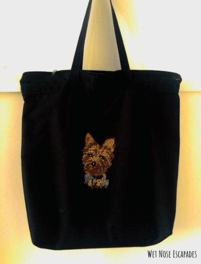 How to incorporate yorkie dogs into wedding