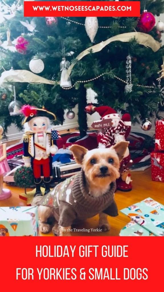 Gifts for Yorkies - Christmas