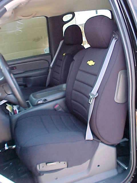2008 Chevrolet Silverado Seat Covers Velcromag