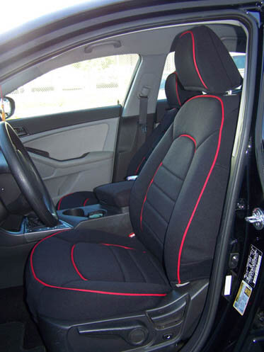 Kia Seat Cover Gallery