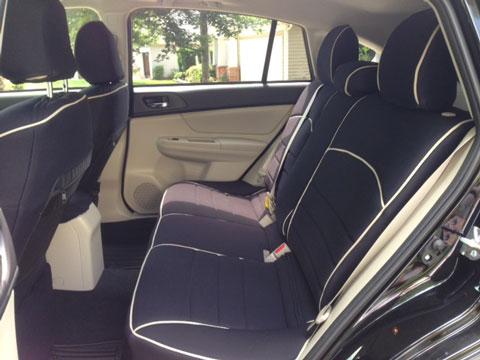 Subaru Seat Cover Gallery