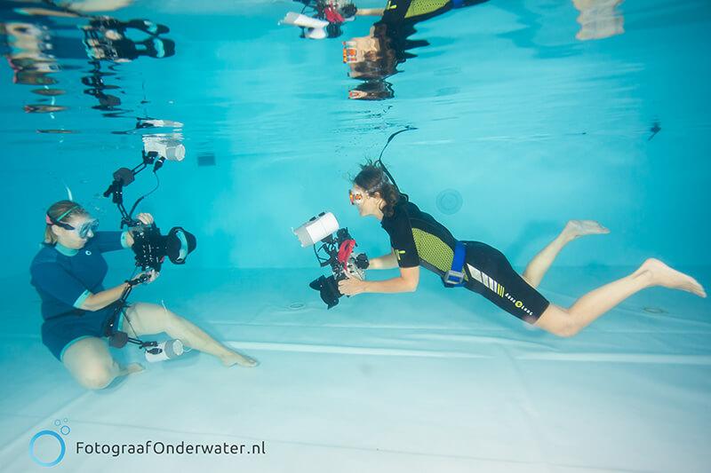 Opleiding Onderwaterfotograaf