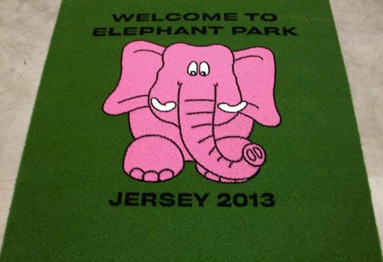 Elephant Park logomat
