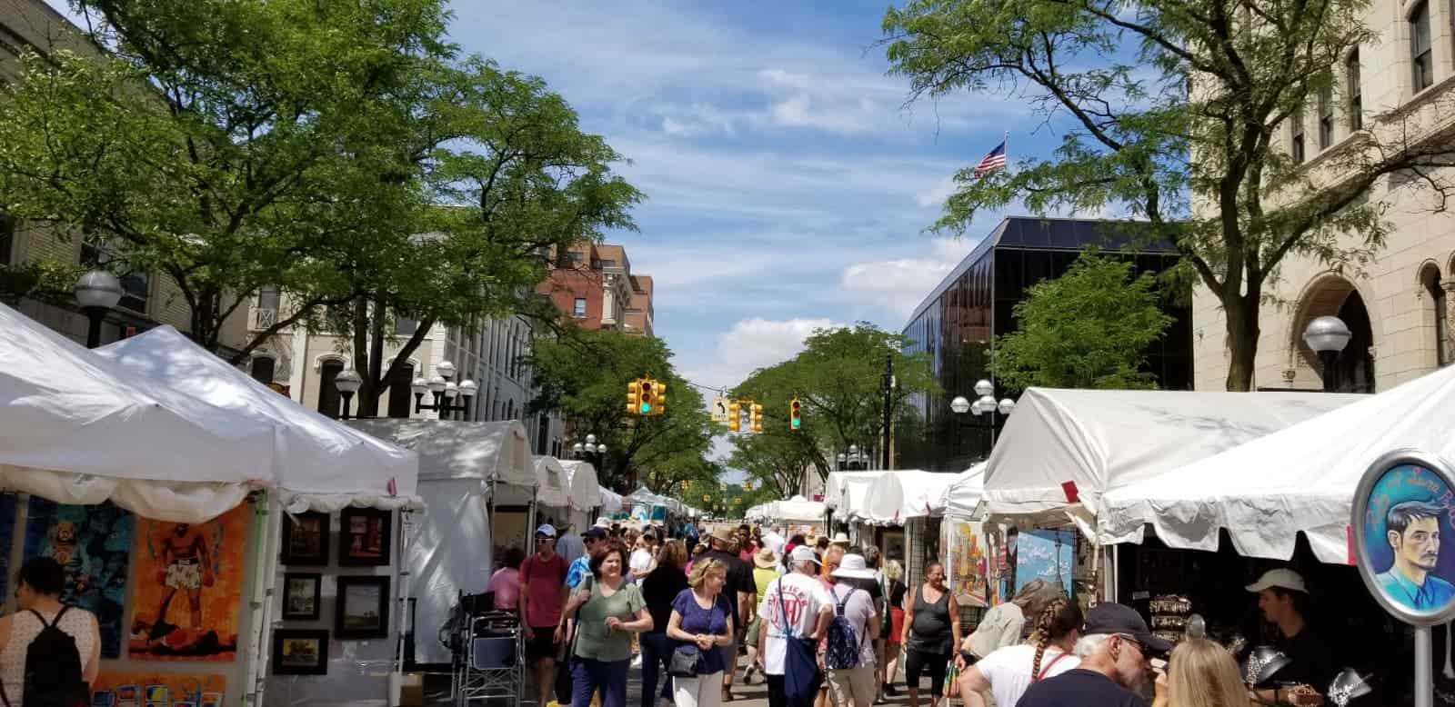 Best Things to Do in Ann Arbor, Michigan with Dan McPherson - We Travel There