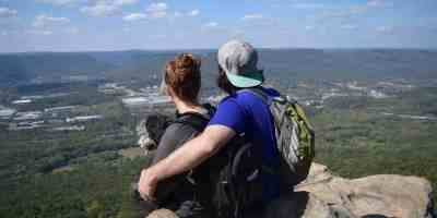 Best Things to Do in Chattanooga Tennessee Nick True Sunset Rock1