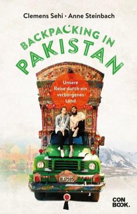 Reisebuch Backpacking in Pakistan