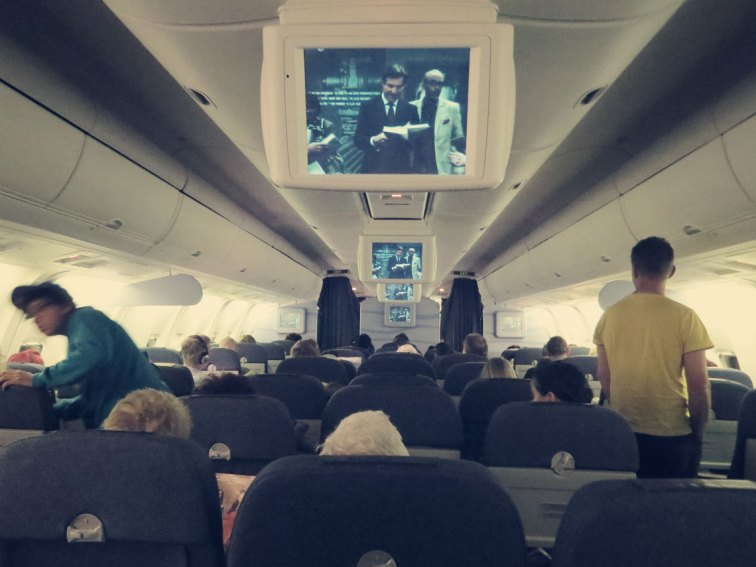Abflug nach Costa Rica