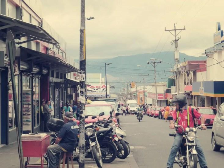Alajuela Innenstadt