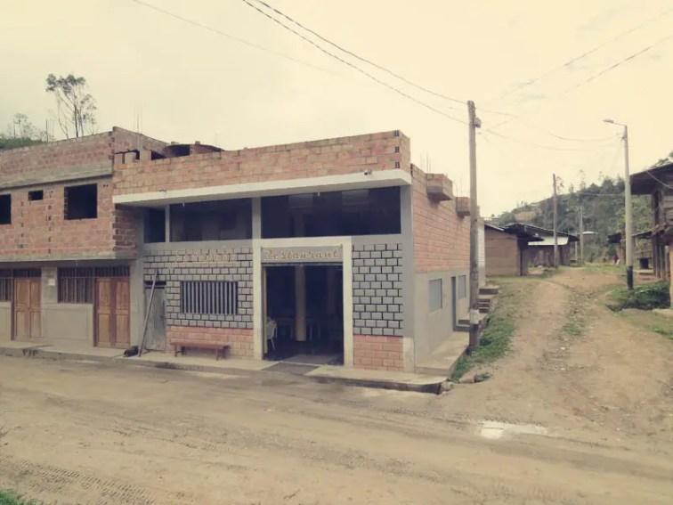Unterkunft und Restaurant in Choctamal