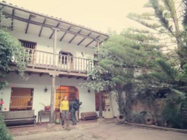 Zurück im Hostel Revash