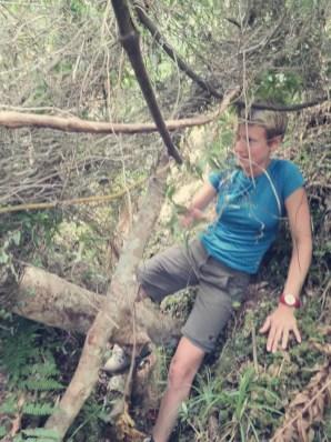 Klettern und krabbeln ist angesagt