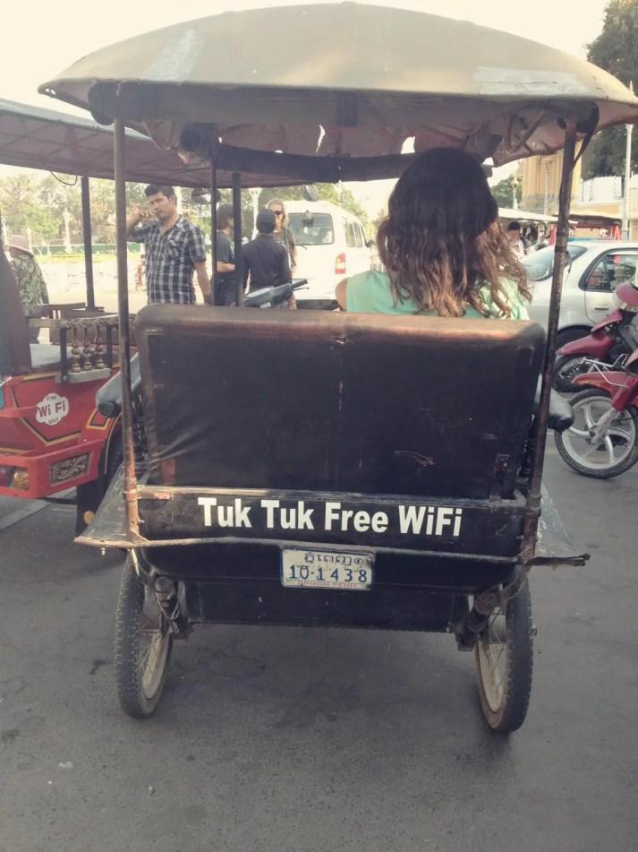 Free WiFi? Von wegen ;-)