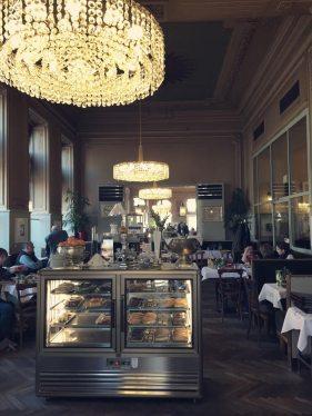 Café in Wien