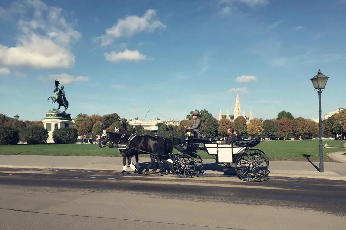 Reiseziele Oktober - Wien