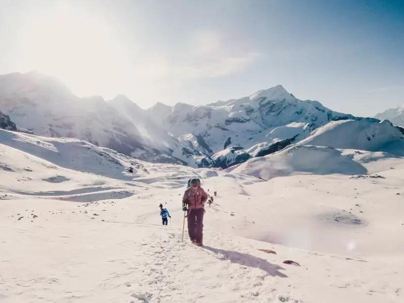 Nepal Annapurna Circuit - Nepal Sehenswürdigkeiten