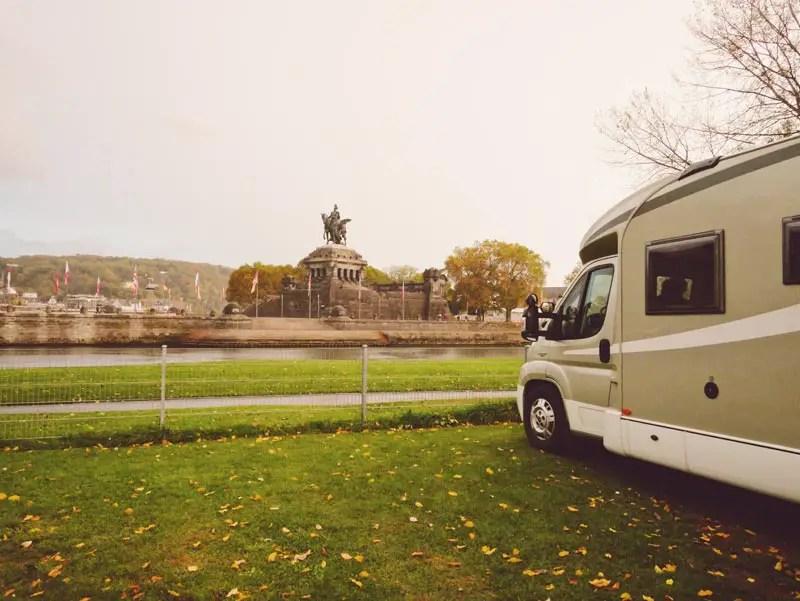 Campingplatz Koblenz