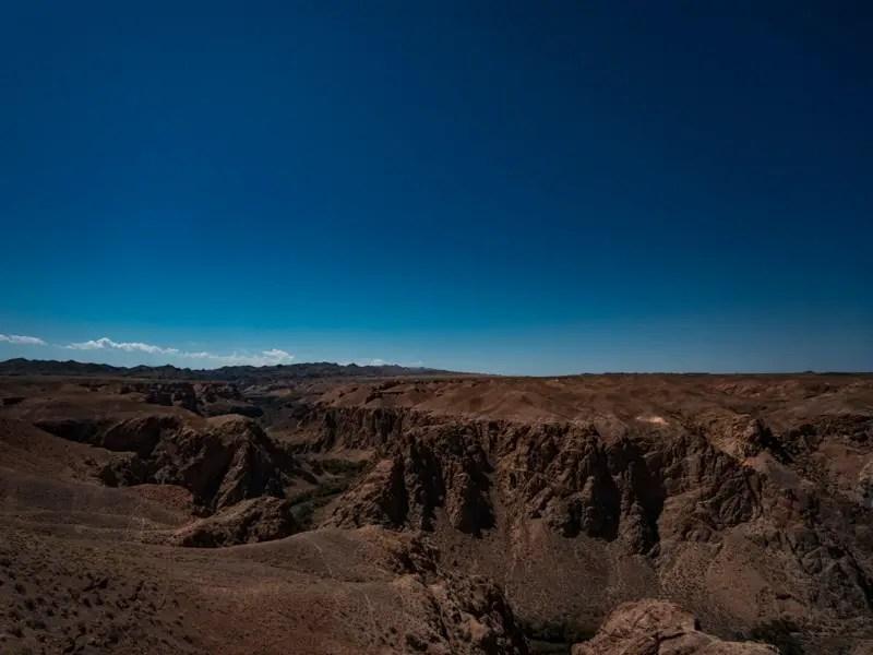 Charyn Canyon Kasachstan
