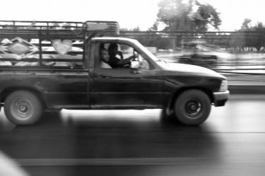 Pickup in Jordanien