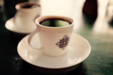 Türkischer Kaffee mit Kardamom, Jordanien