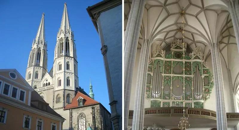 Görlitz Sehenswürdigkeiten Kirche St. Peter und Paula