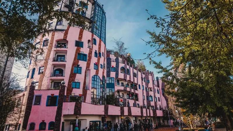 Hundertwasser House Magdeburg