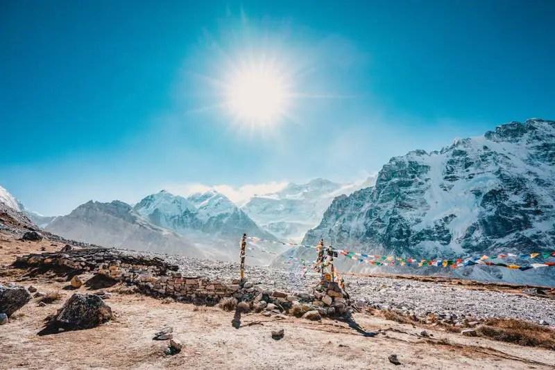 Trekking in Nepal – Kanchenjunga