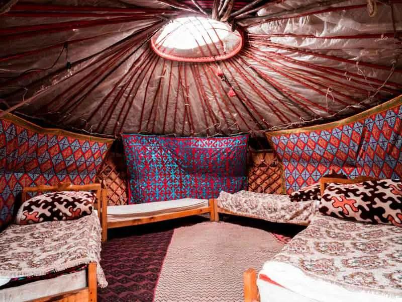 Karakyz Yurt Rundreise Kasachstan Kirgistan
