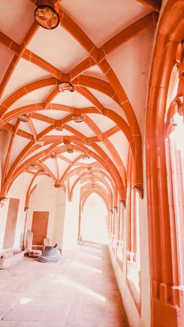 Kreuzgang Mainz Stephanskirche